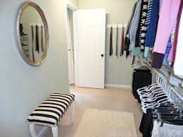 turning a spare room into dressing small walk in closet layout