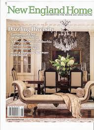 Interior Design Magazine Awards by Award Winning Boston Interior Design Firm Wilson Kelsey Design