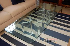 acrylic and glass coffee table furniture oscarine lucite coffee table lucite base glass coffee