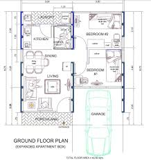 philippine house floor plans splendid design 2 floor plan cost philippines low cost bungalow