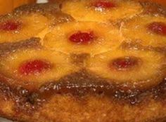 old fashioned pineapple upside down cake recipe pineapple