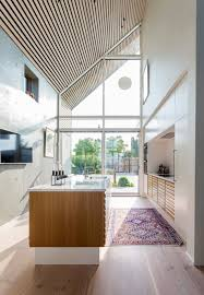 Ideal Home Interiors Bright Kitchen In A Stylish And Simple Design From Unoform With