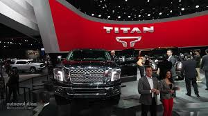 nissan titan diesel release 2016 nissan titan xd brings diesel goodness into focus u2013 video