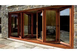 Folding Exterior Door Extbif Folding And Sliding Exterior Bifold Door Systems