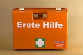 orange si e social erste hilfe koffer type 2 orange wagner großhandel import