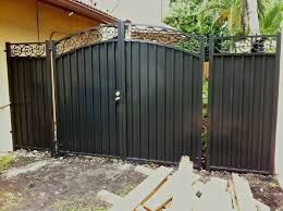aluminum ornamental gates yelp
