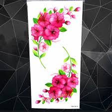Card Tattoos Designs High Quality Flowers Tattoo Designs Buy Cheap Flowers Tattoo