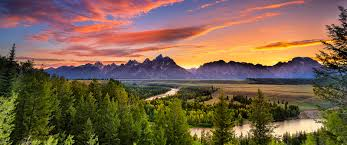 Wyoming Travel Companions images Yellowstone tetons bike tours cycling vacations jpg