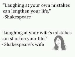 Wife Husband Meme - laughing at your own mistakes husband wife meme india funny meme