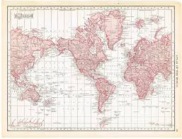 Map Of 50 States by Antique Graphics Wednesday 1900 U0027s Maps Of The World U0026 All 50