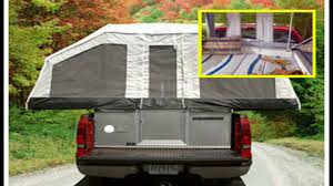 Truck Bed Tent 2009 Quicksilvertruccamper New Youtube