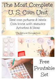 printable montessori curriculum the most complete us coin values unit free printables homeschool