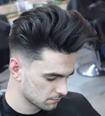 is there another word for pompadour hairstyle as my hairdresser dont no what it is while the word pompadour may conjure images of a tall greaser