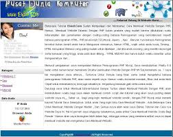 membuat web sederhana dengan javascript free aplikasi website sederhana php mysql