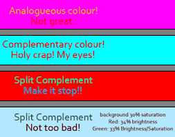 Red Complementary Color Information And Art Tutorials