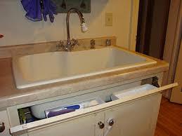 kitchen sink cabinet sponge holder kitchen sink organization ideas storage solutions