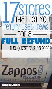 Bed Bath Return Policy 17 Stores That Let You Return Used Items For A Full Refund