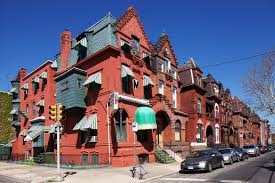 Philadelphia Row Houses - divine lorraine architect u0027s forgotten north philly rowhouses at a