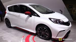 nissan versa 2015 youtube 2016 nissan note nismo exterior and interior walkaround 2015