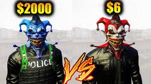 jester mask 2000 cosmic jester mask vs 6 mask of jester ultra skin