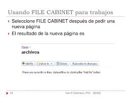Google Sites File Cabinet Portafolio Para Clases Usando Google Sites