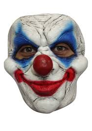 spirit halloween job description clown 5 mask