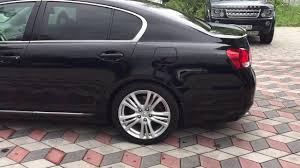 lexus 350 gs 2008 lexus gs 2008 black youtube