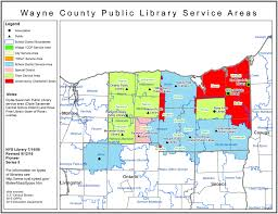 New York County Map Wayne County Find Your Public Library In New York State Library