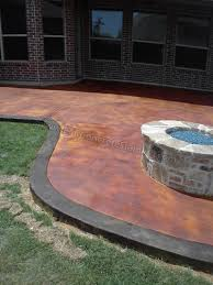 Concrete Staining Pictures by Concrete Staining Trophey Club Tx1 Esr Decorative Concrete