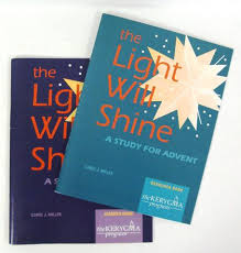 light will shine a study for advent kerygma program bible study