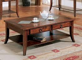 square rustic storage coffee table u2014 coffee table u0027s zone rustic