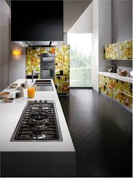 wonderful modern kitchens furniture made of glass by scavolini