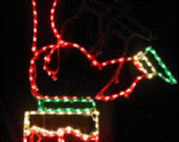 animated outdoor christmas decorations christmas lawn decoration etsy