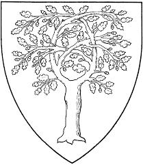 Oak Tree Drawing Tree Mistholme