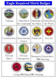 Family Merit Badge Worksheet Answers How To It Easier To Earn Boy Scout Merit Badges Merit Badge