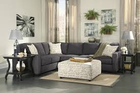 living room comfortable charcoal sectional for elegant living