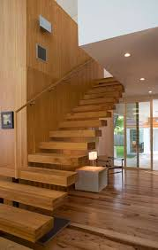 Plywood Stairs Design Modern And Exquisite Floating Staircase Designs