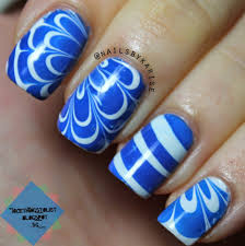 nail art unbelievable water marble nail art photos ideas best of