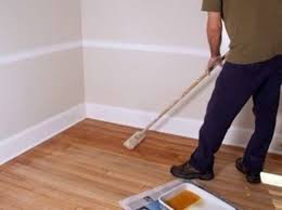 lambswool applicator how to refinish hardwood floors project