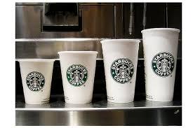 starbucks bicchieri caffè il colazionista