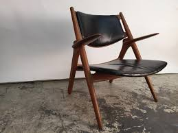 Danish Chair Design by Furniture Home Danish Ch Sawhorse Chair By Hans J Wegner For Carl