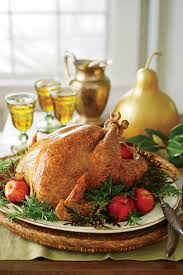 thanksgiving smoked turkey recipe thanksgiving main dish recipes southern living