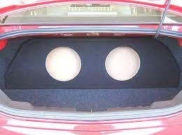 camaro speaker box camaro subwoofer box