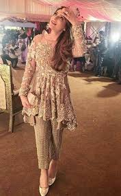 New Pakistani Bridal Dresses Collection 2017 Dresses Khazana The 25 Best Short Frocks Ideas On Pinterest Pakistani Frocks