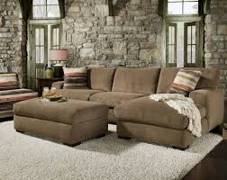 Small Scale Sectional Sofa With Chaise Small Sectional Sofas Gus Small Sectional Sofa In Charcoal