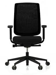 chaise de bureau steelcase steel reply air chair black 40 02 air steel black black