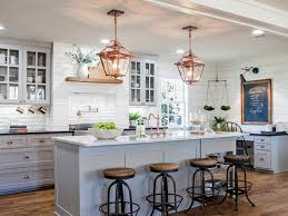 Modern Country Style Natural White Interiors Modern Country Style