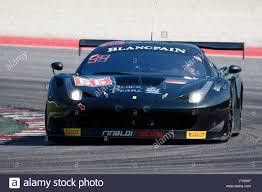 Ferrari 458 Black - misano adriatico italy april 10 2016 ferrari 458 italia gt3