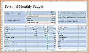 Monthly Expense Sheet Template Monthly Expense Spreadsheet Thebridgesummit Co