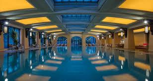 inside swimming pool qingdao hotels hilton qingdao golden beach qingdao